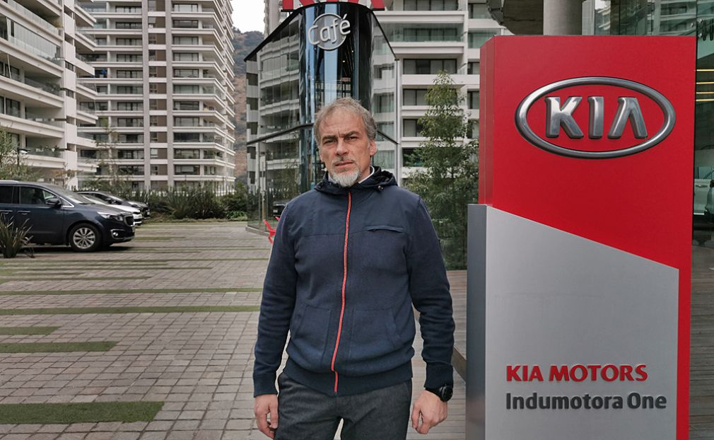 Asume gerente de transformación digital en Kia Chile