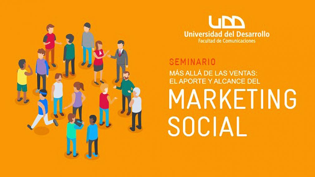 Seminario de marketing social en la UDD